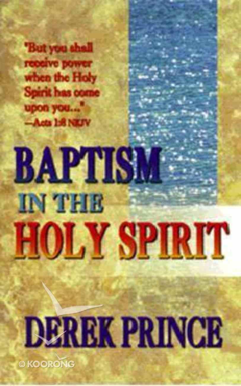 Baptism of the Holy Spirit Mass Market
