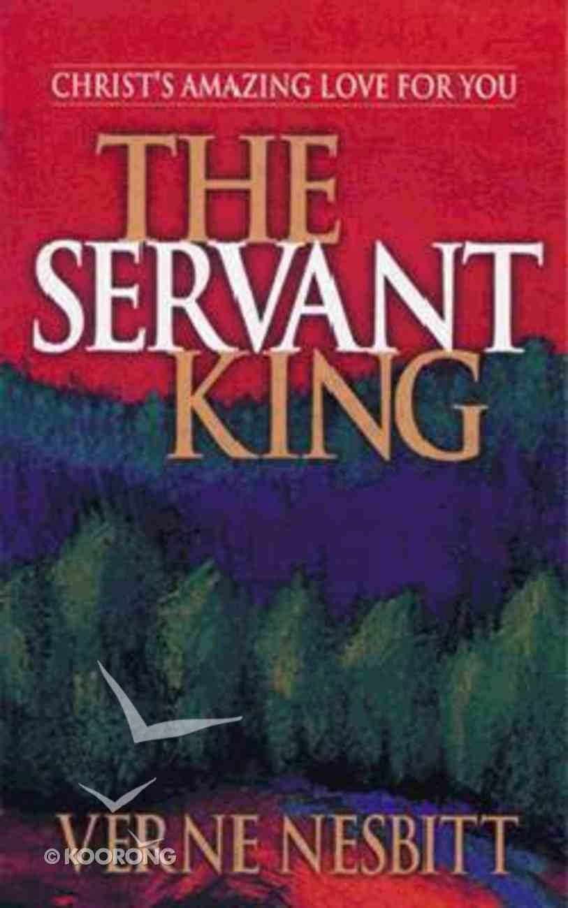 The Servant King Paperback