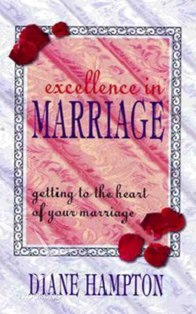 Excellence in Marriage Mass Market