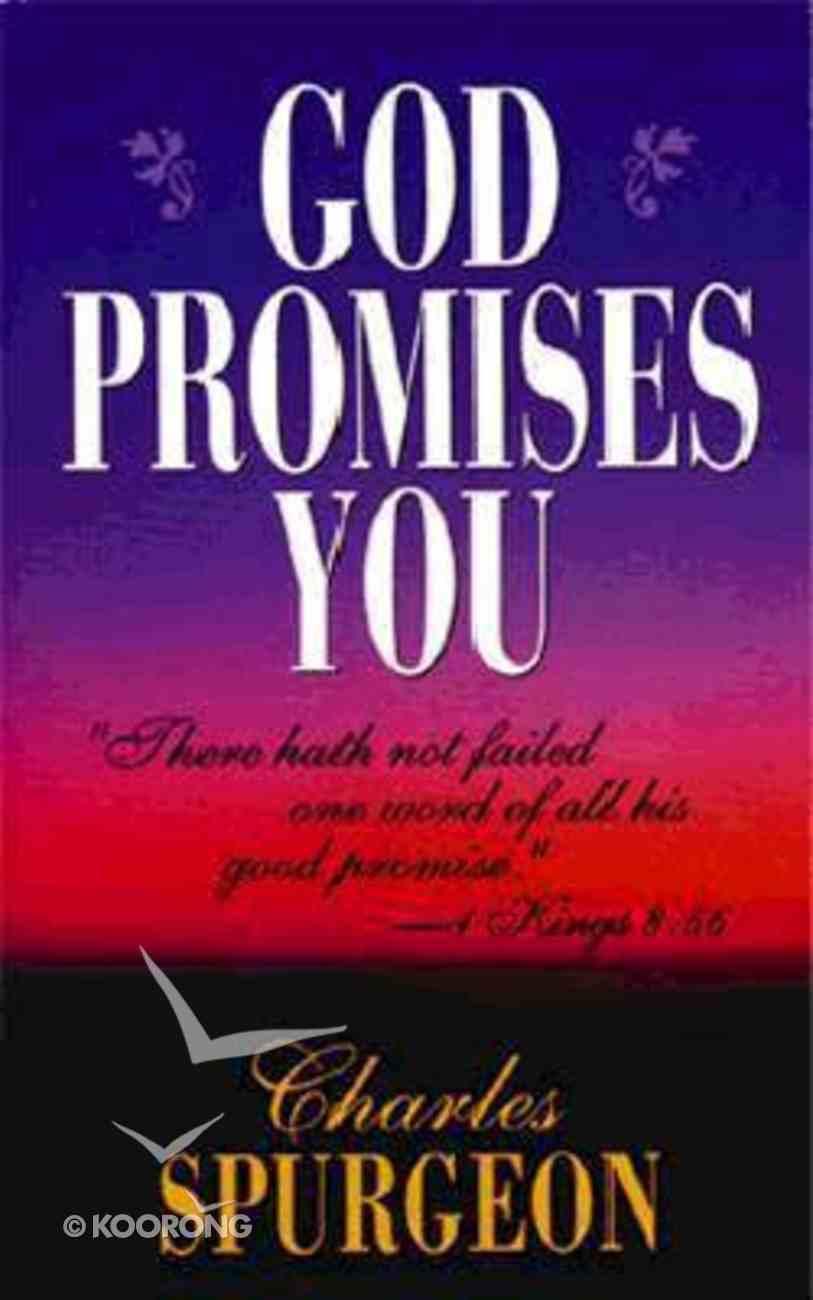 God Promises You Mass Market