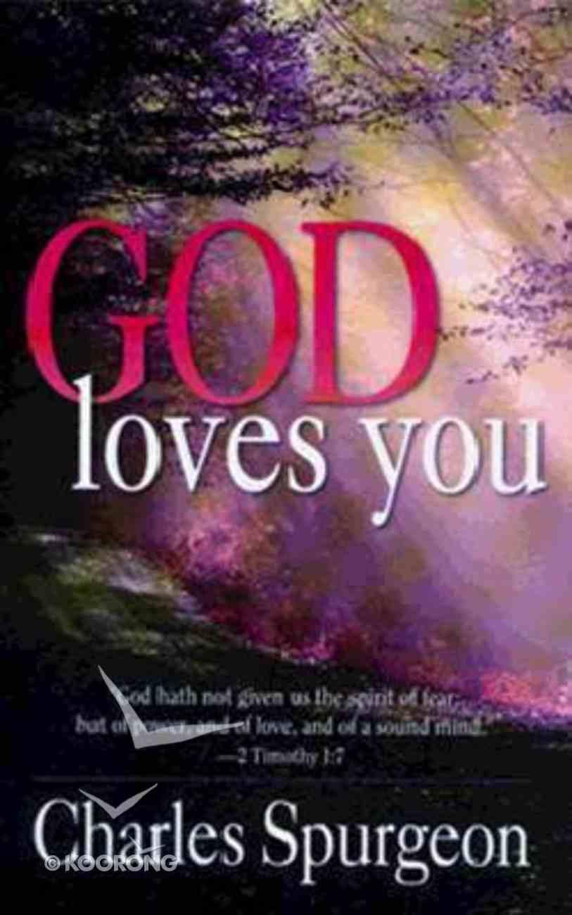 God Loves You Paperback