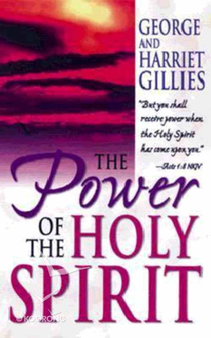 The Power of the Holy Spirit Mass Market