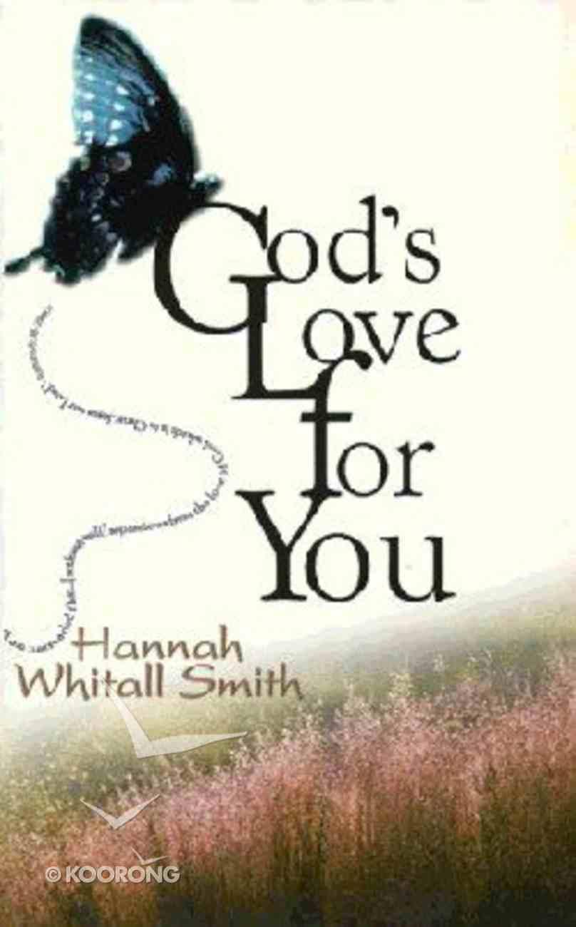 God's Love For You Paperback