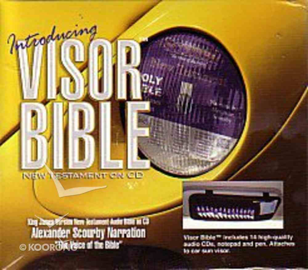 KJV Visor Bible New Testament on CD CD