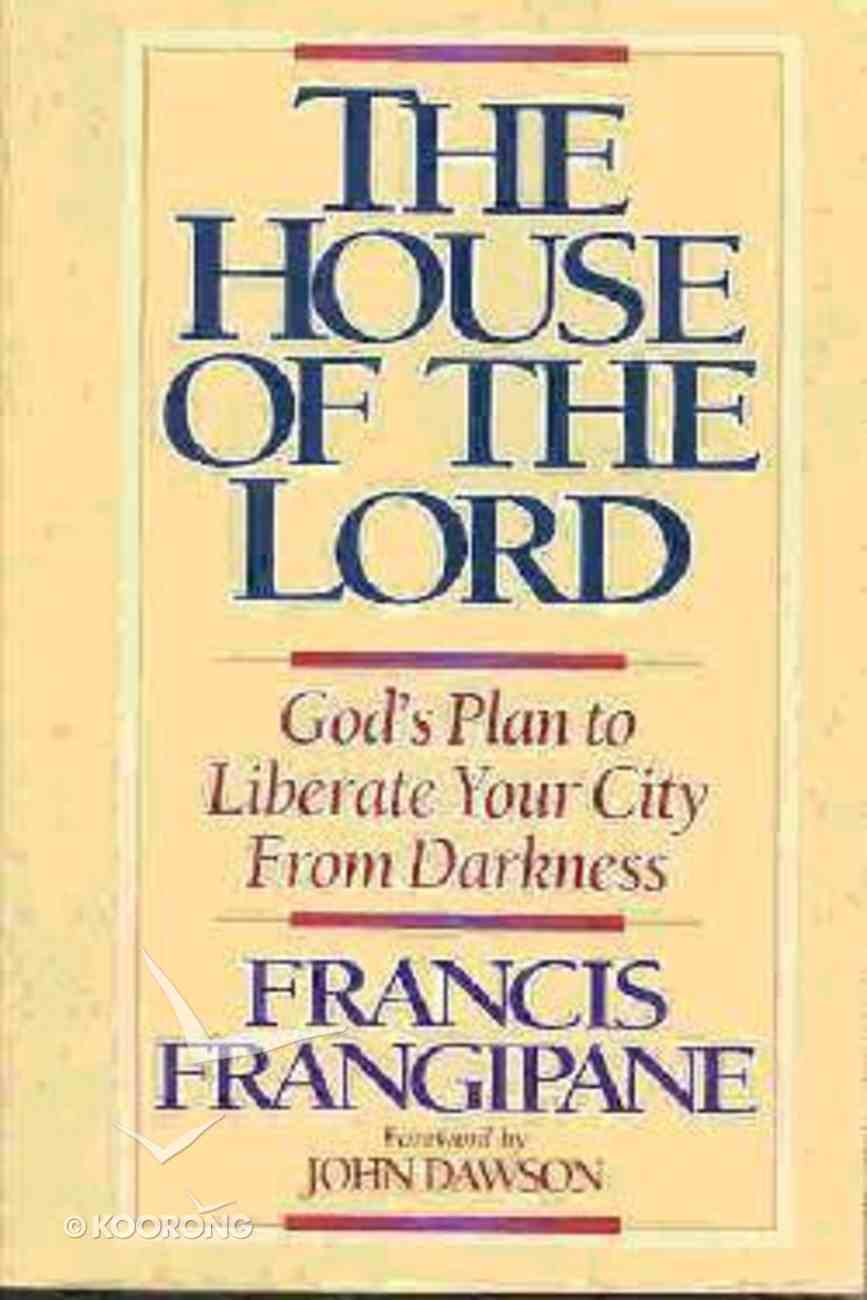 The House of the Lord Paperback