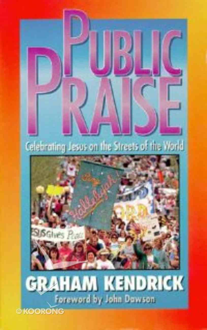 Public Praise Paperback