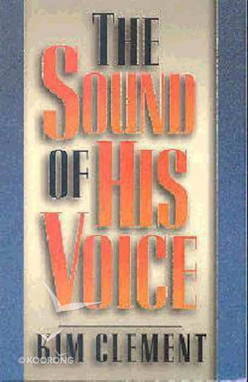 Sound of His Voice Paperback