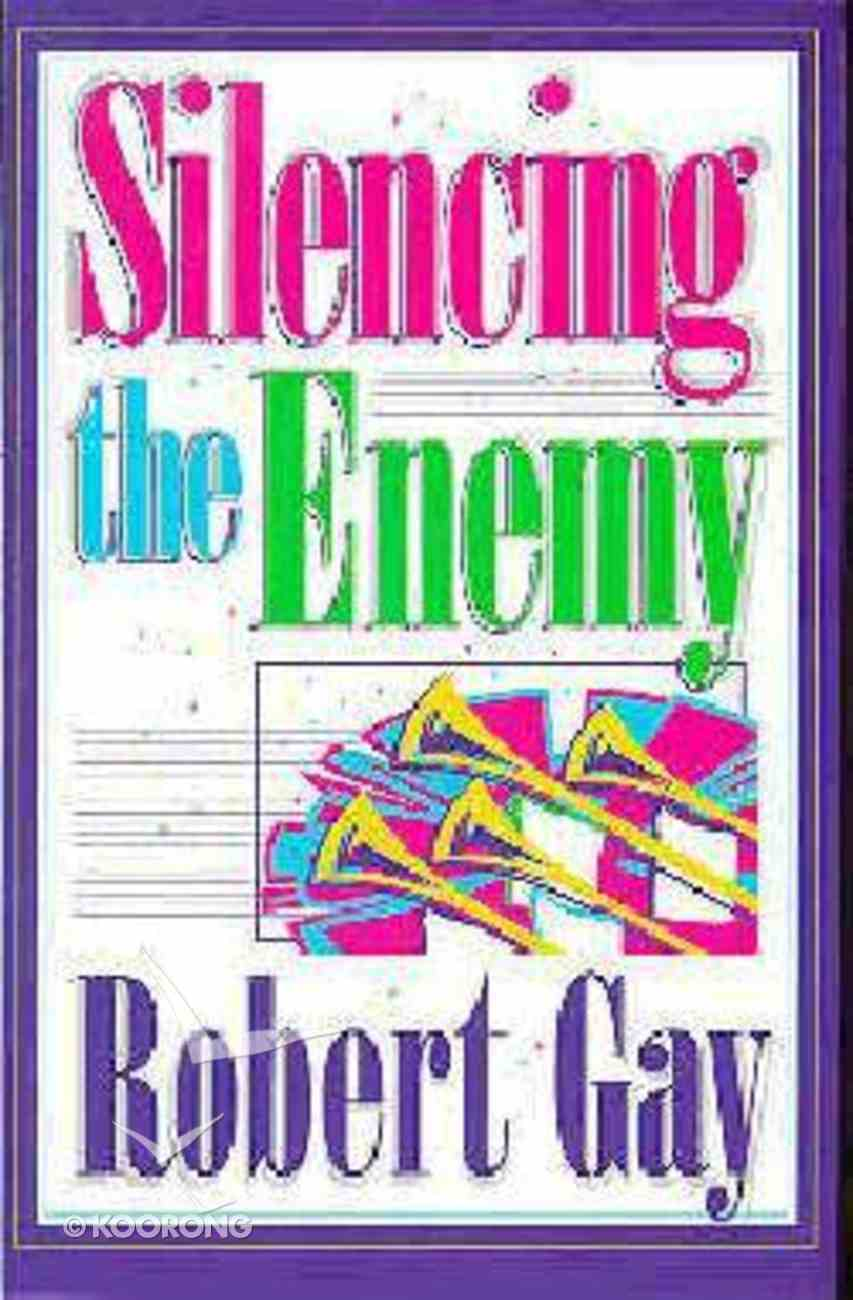 Silencing the Enemy Paperback