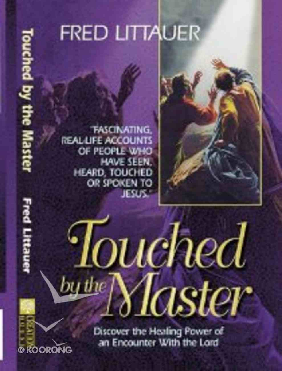 Touched By the Master Paperback