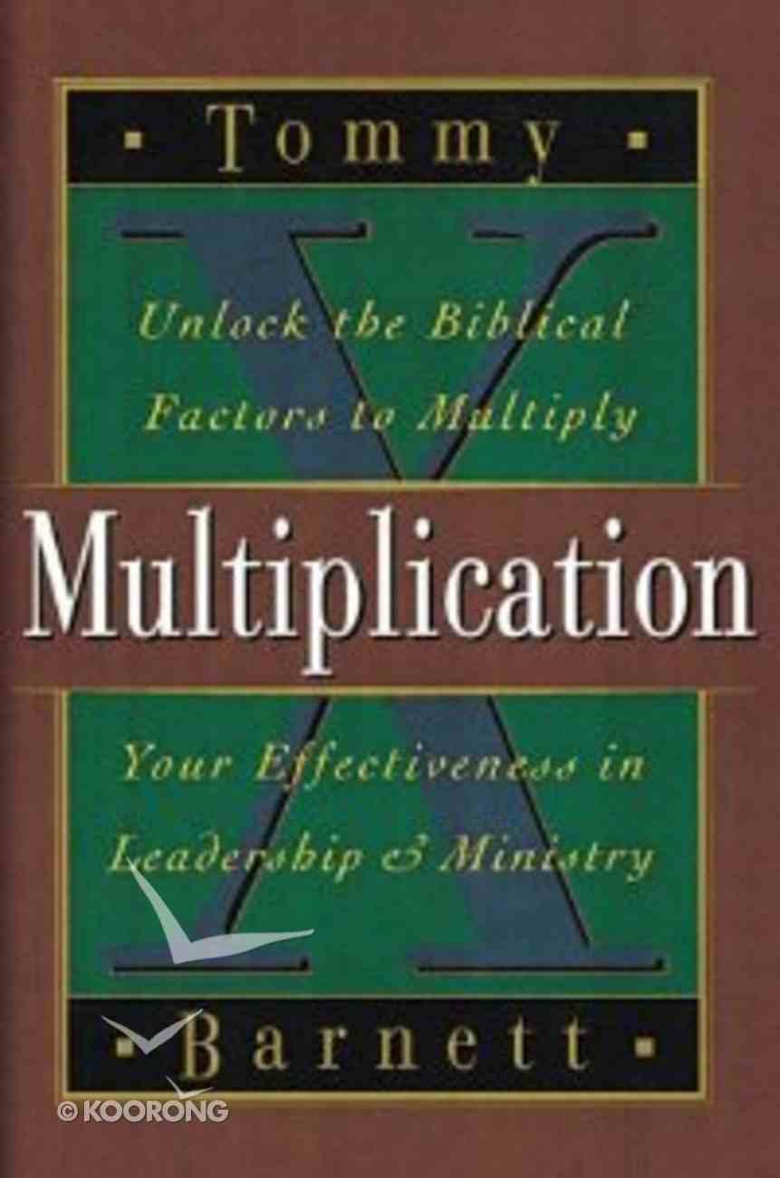 Multiplication Hardback