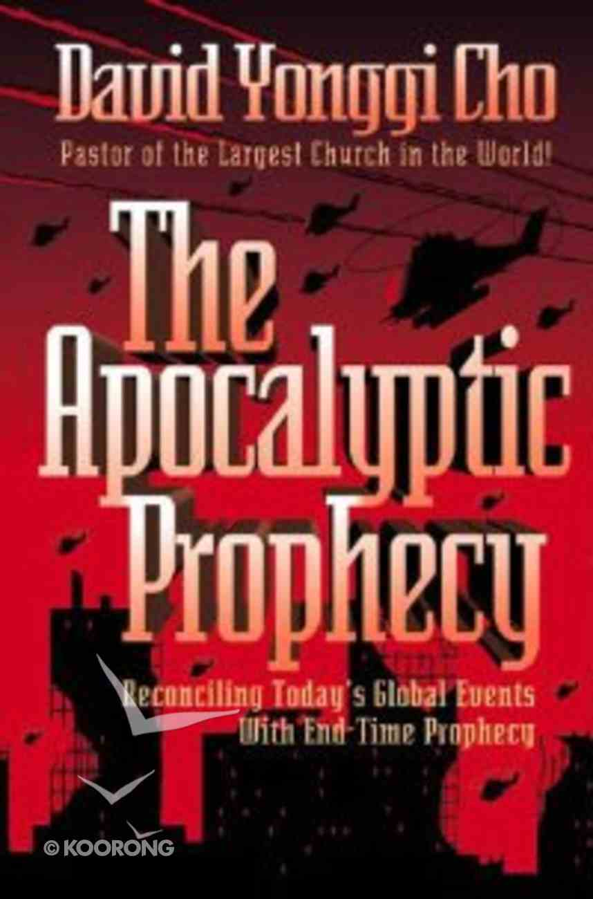 The Apocalyptic Prophecy Hardback
