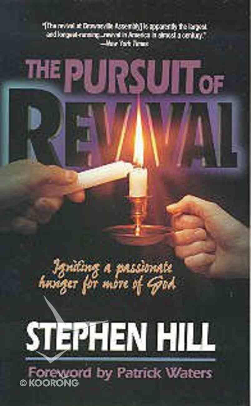 Pursuit of Revival Paperback