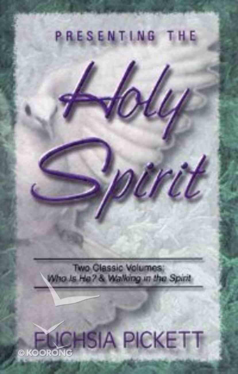 Presenting the Holy Spirit Paperback