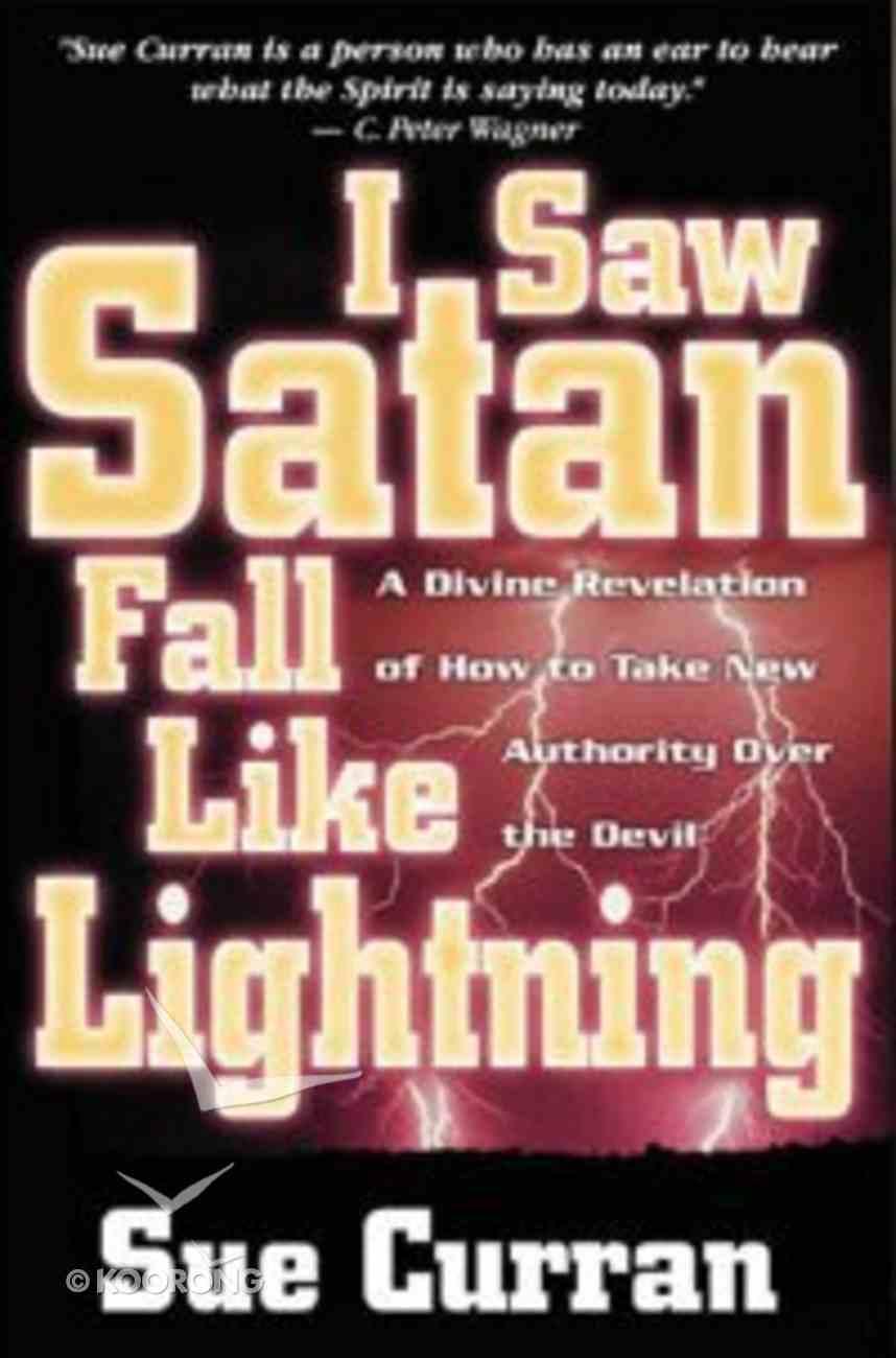 I Saw Satan Fall Like Lightning Paperback