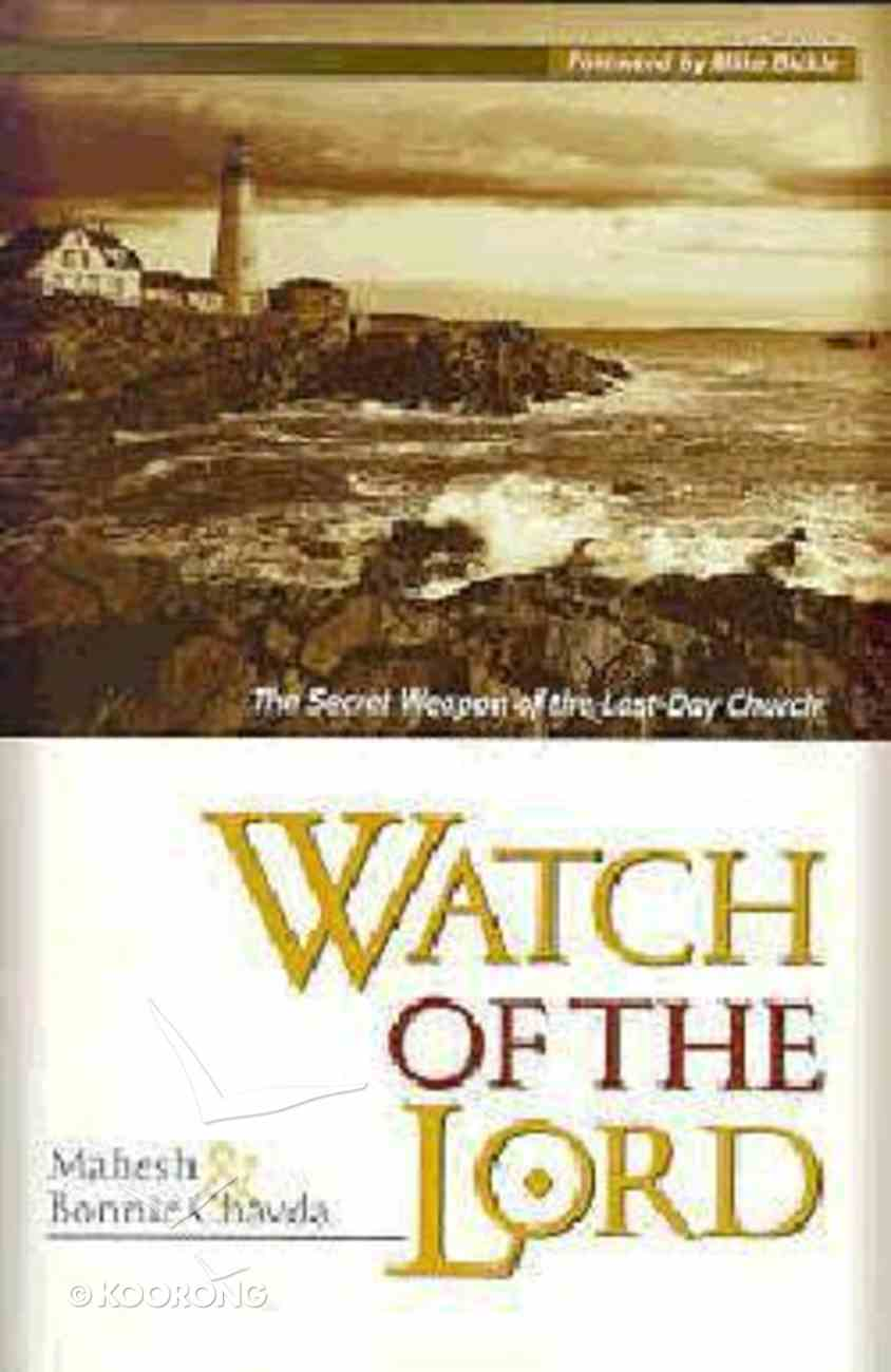 Watch of the Lord Paperback