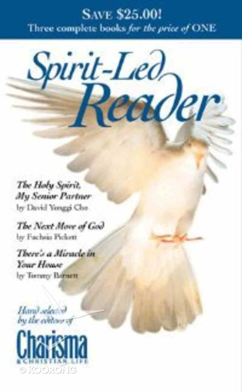 Spirit Led Reader Paperback