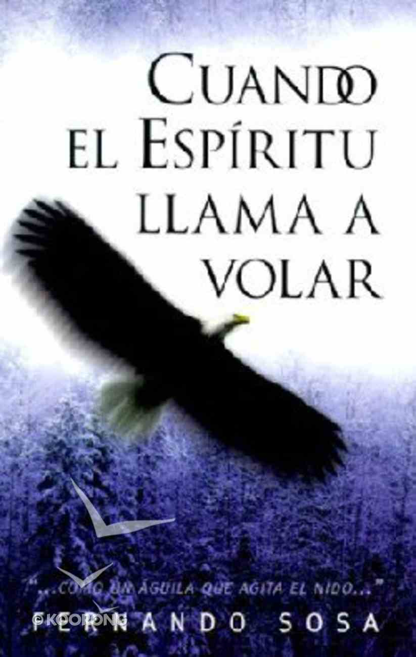 Cuando El Espiritu Llama a Volar (When The Spirit Calls You To Soar) Paperback