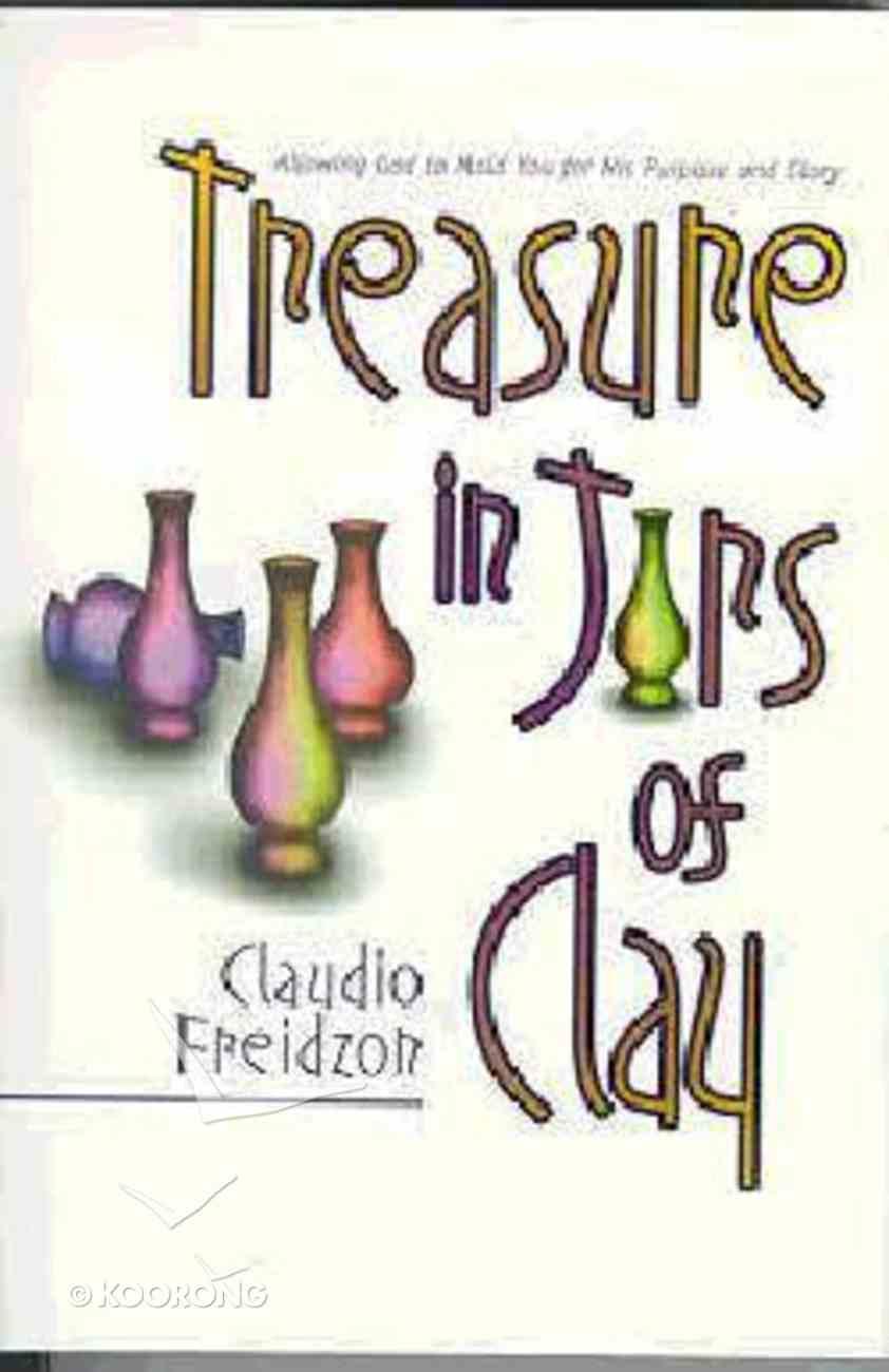 Treasures in Jars of Clay Paperback