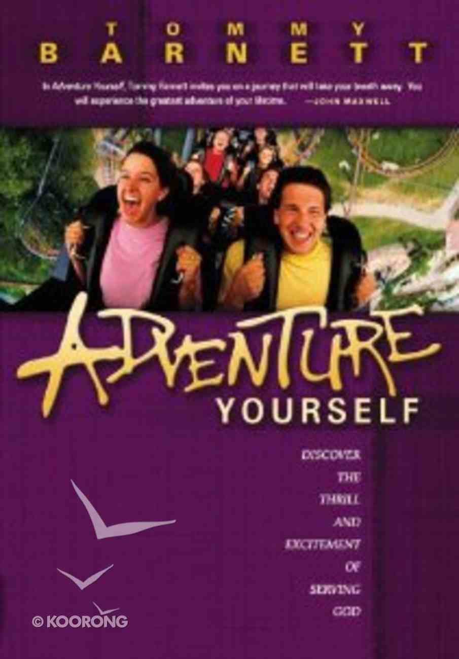 Adventure Yourself Paperback