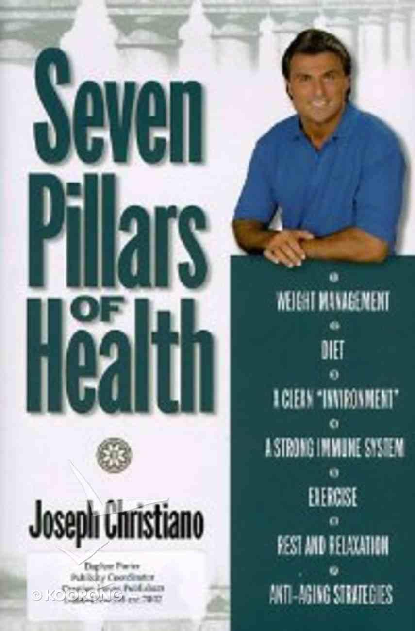 Seven Pillars of Health Hardback