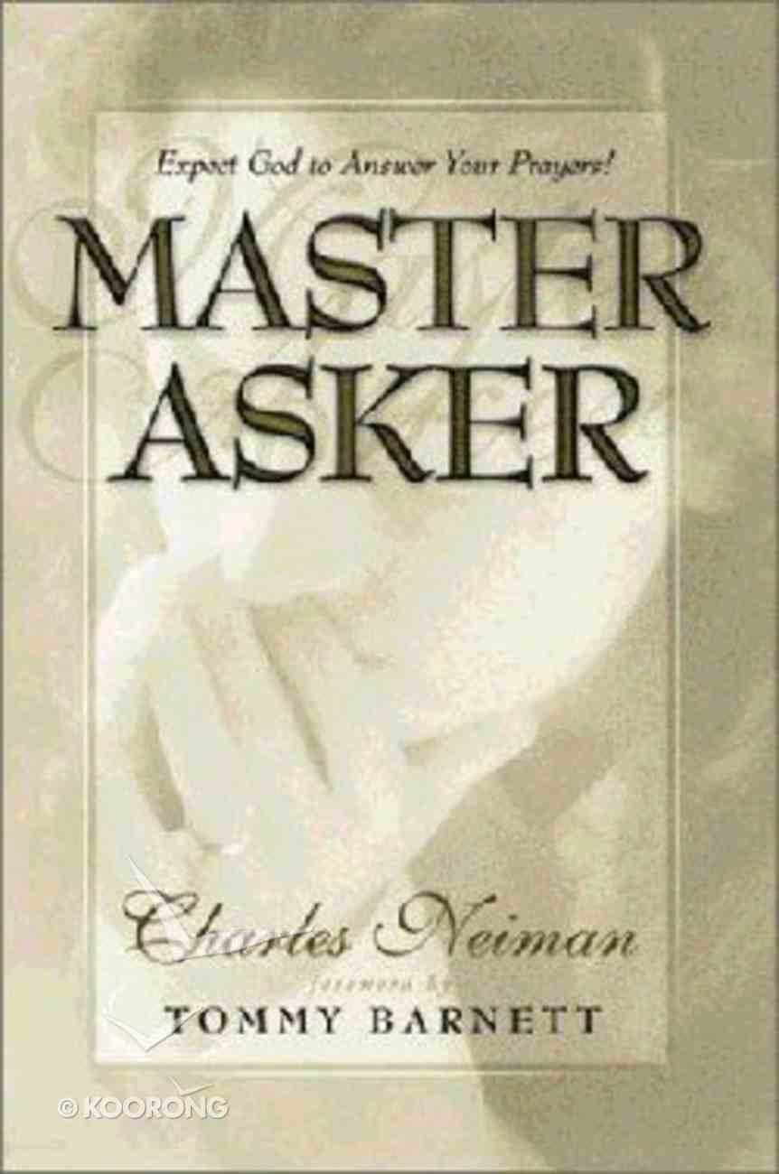 Master Asker Paperback