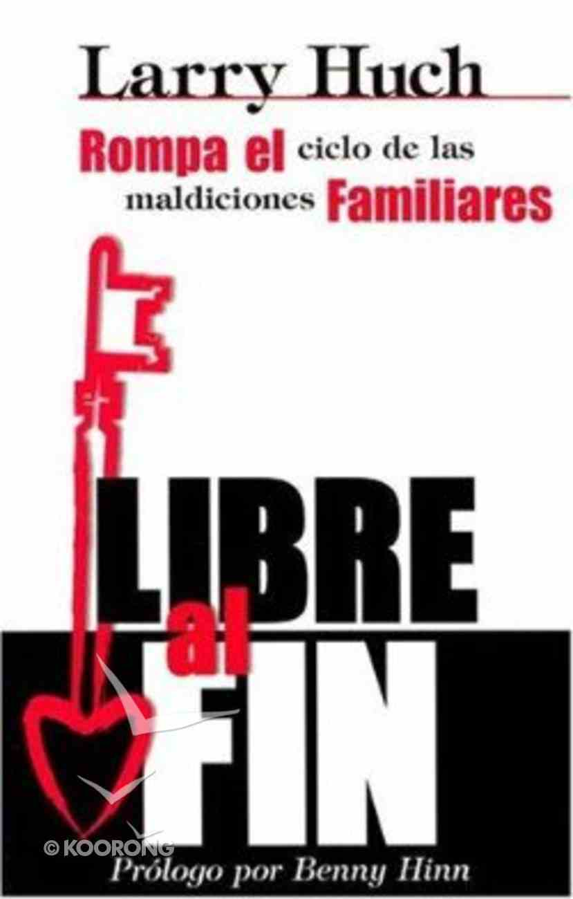 Libre Al Fin (Free At Last) Paperback