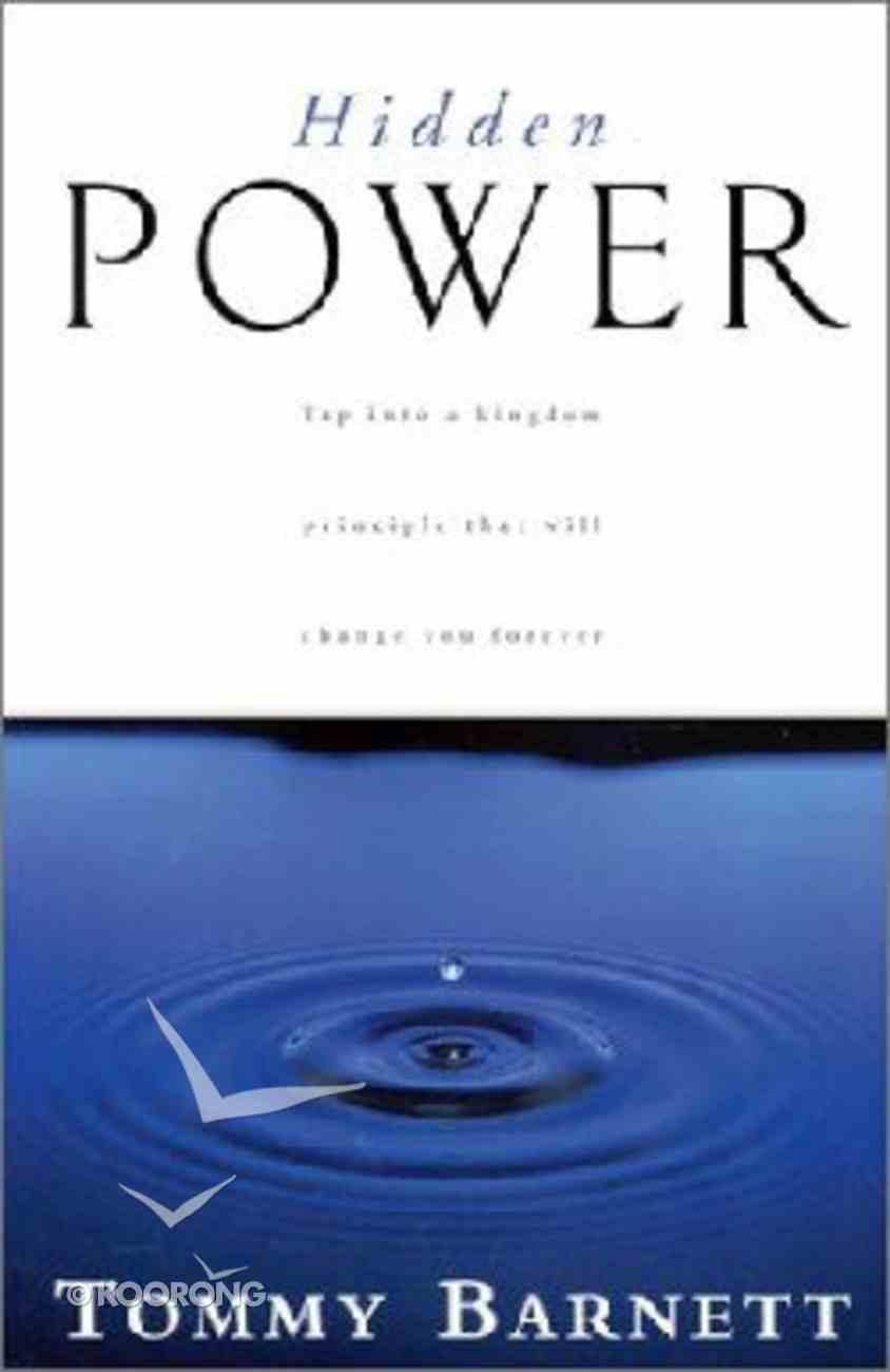 Hidden Power Paperback