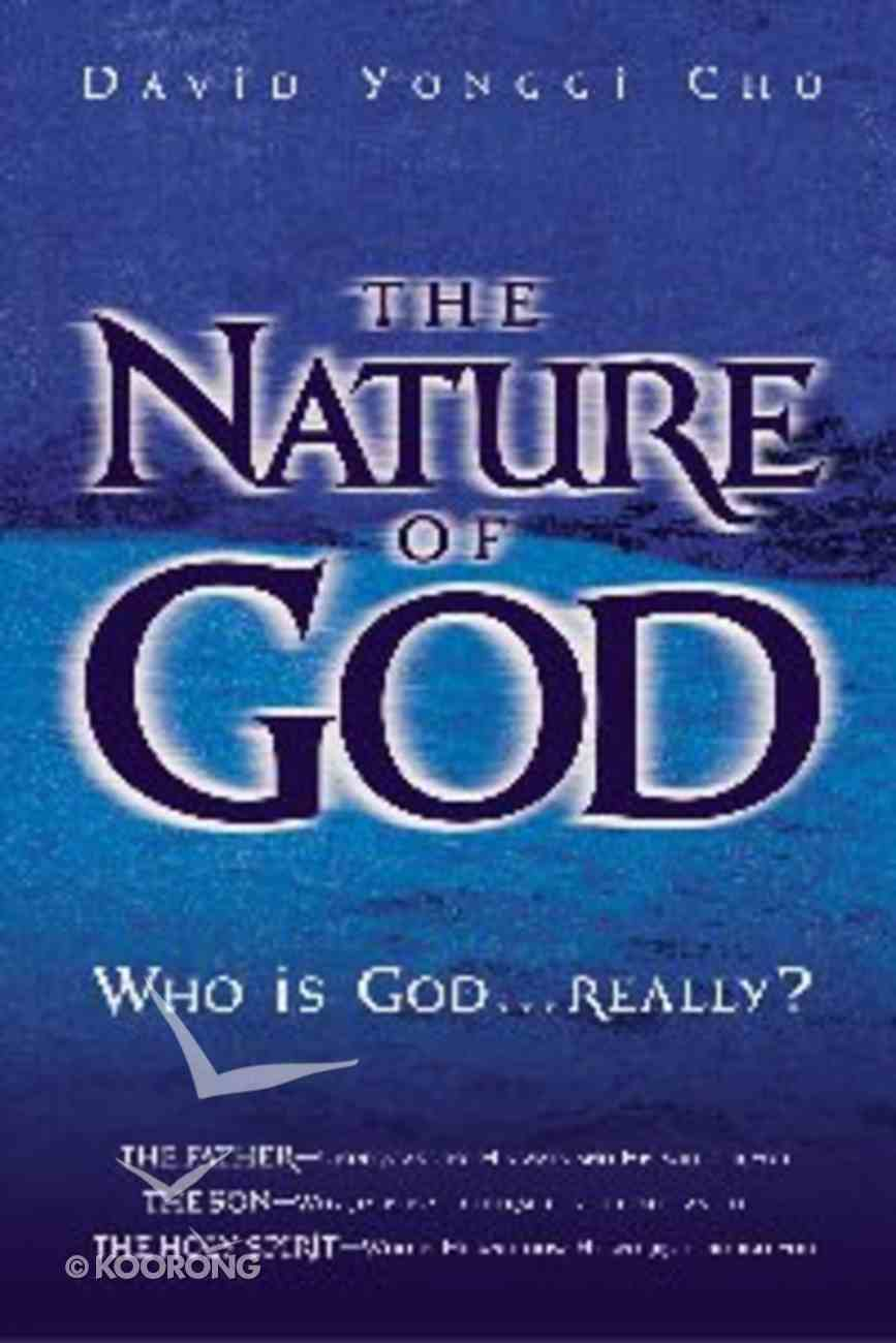 The Nature of God Paperback