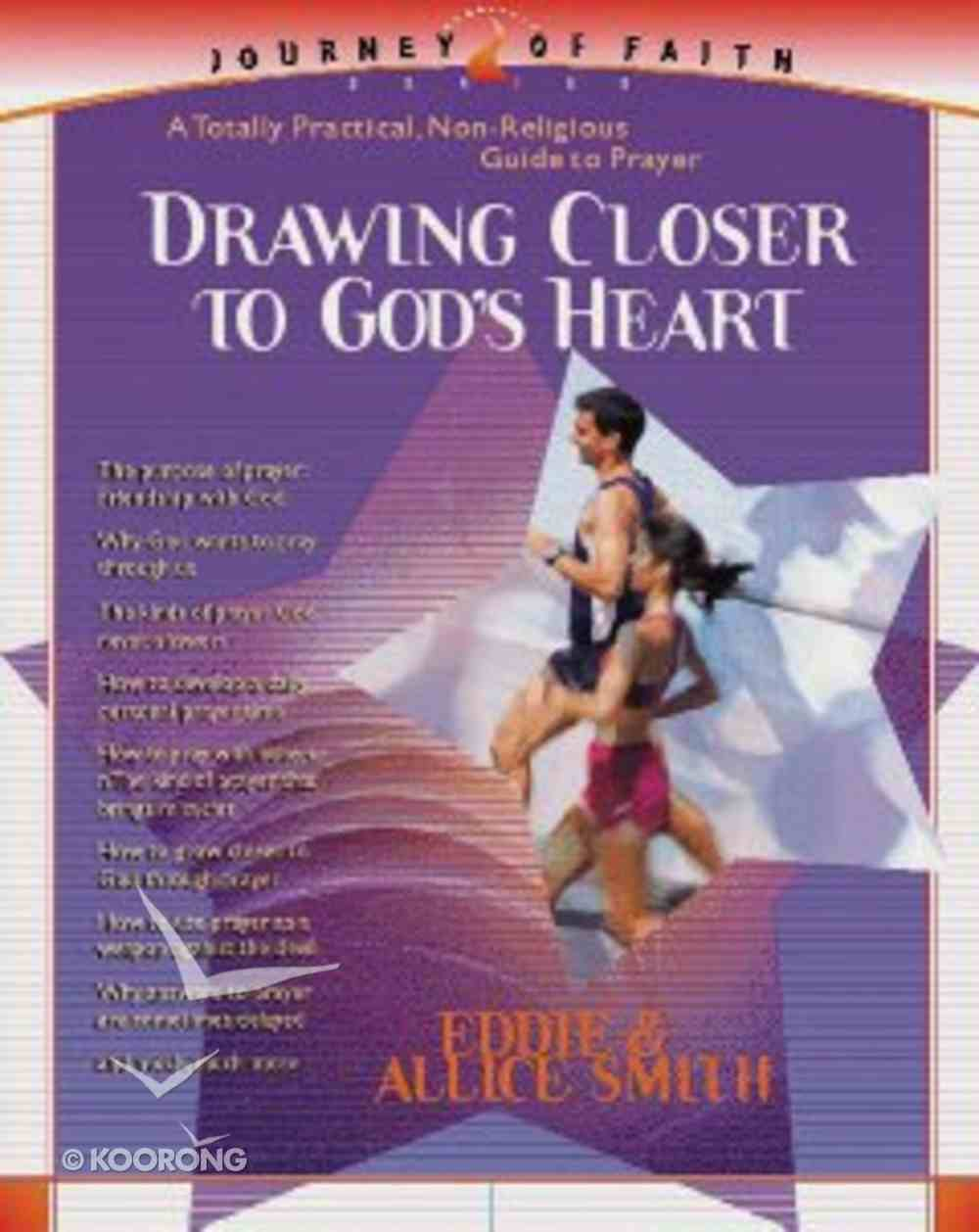 Drawing Closer to God's Heart Paperback
