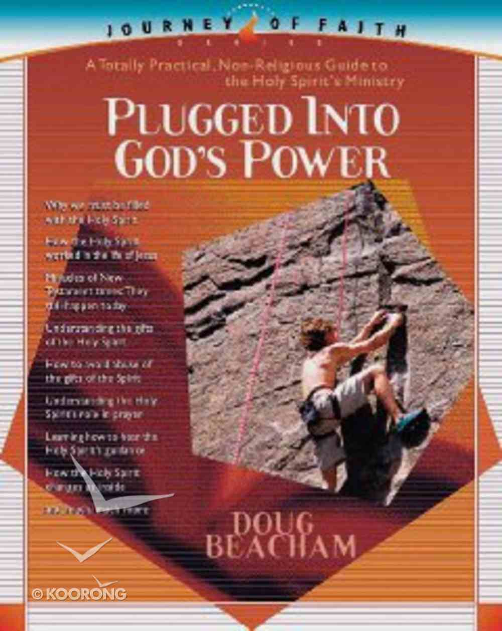 Plugged Into God's Power Paperback