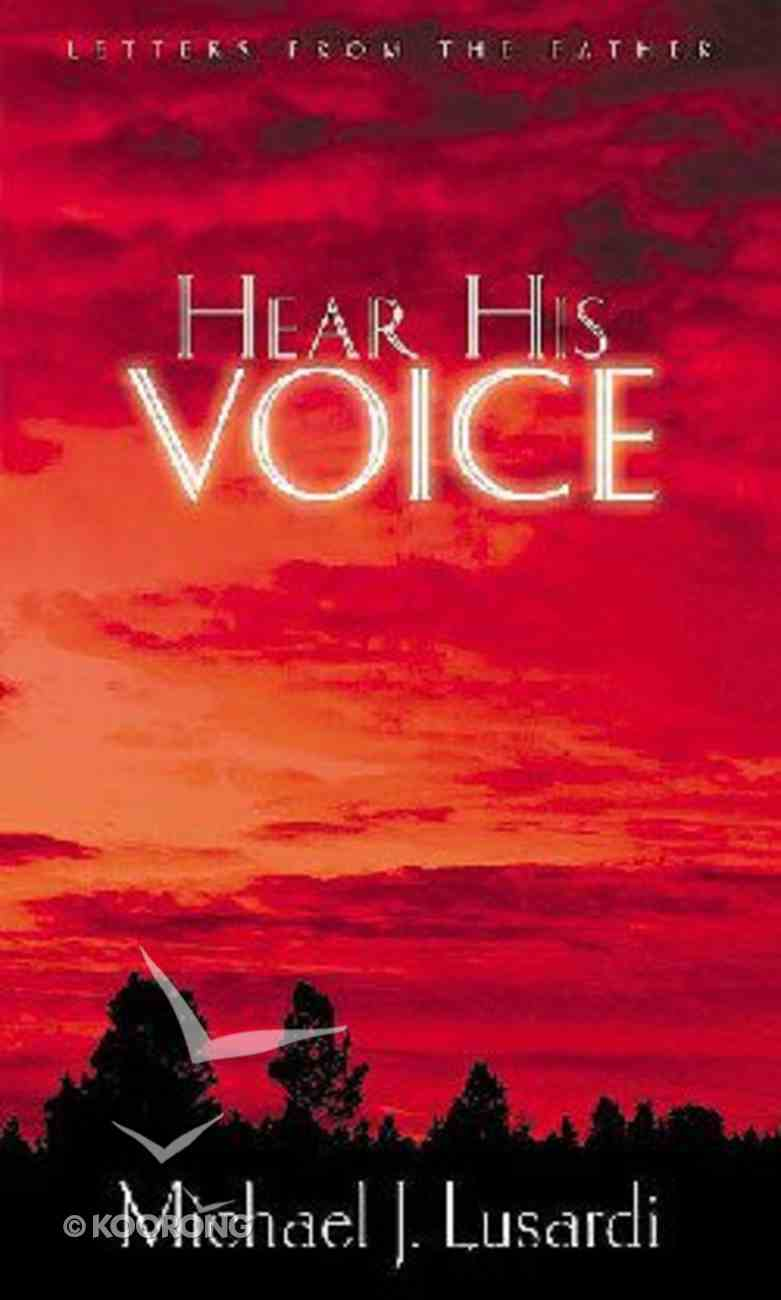 Hear His Voice Paperback