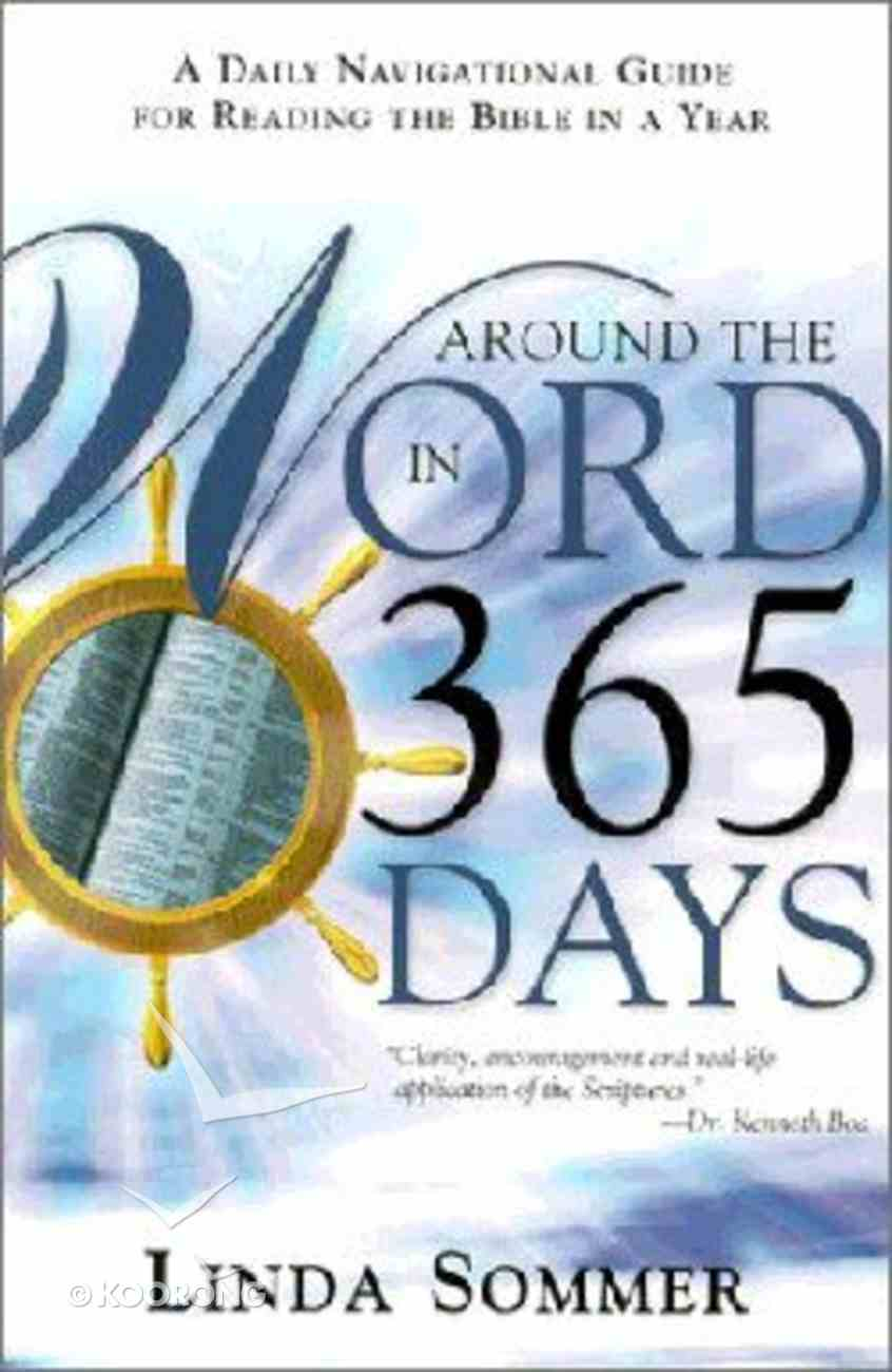 Around the Word in 365 Days Paperback