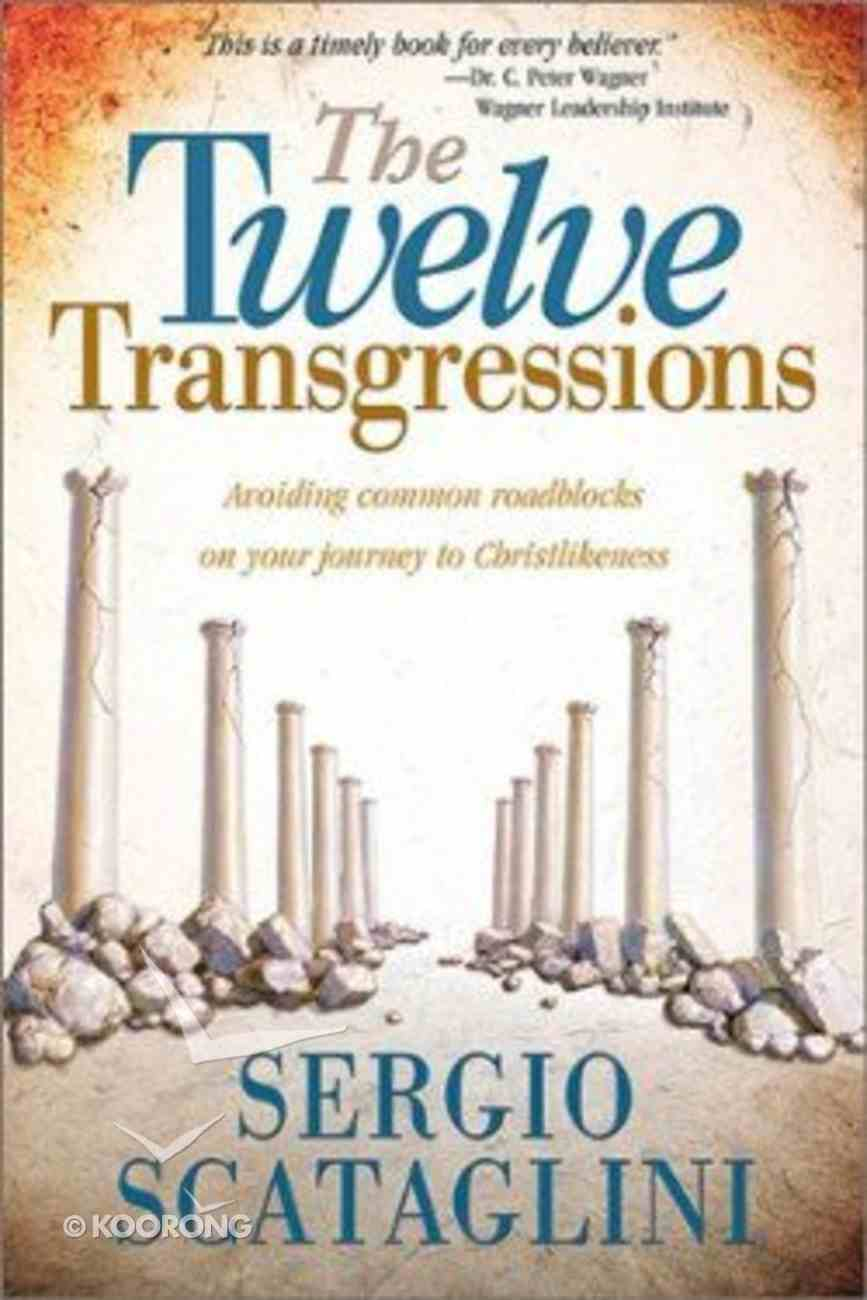 The Twelve Transgressions Paperback