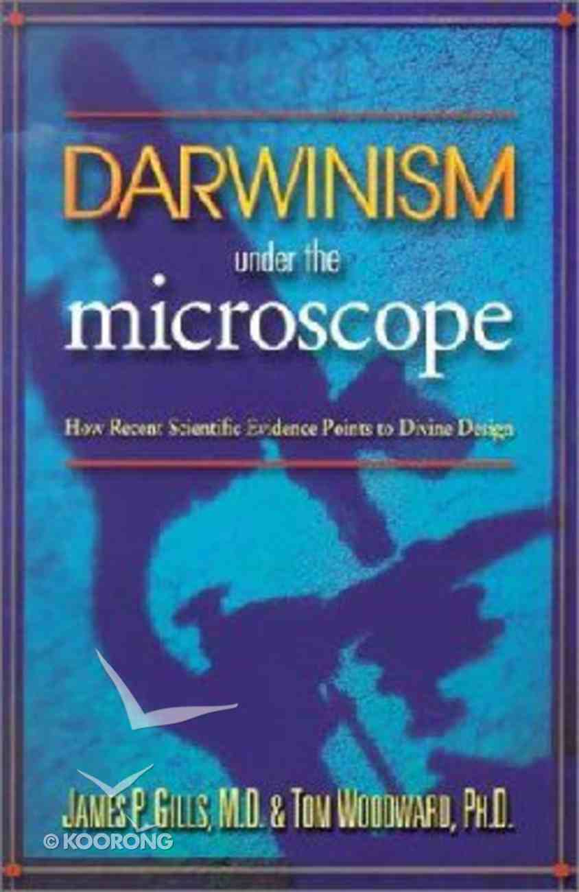 Darwinism Under the Microscope Paperback