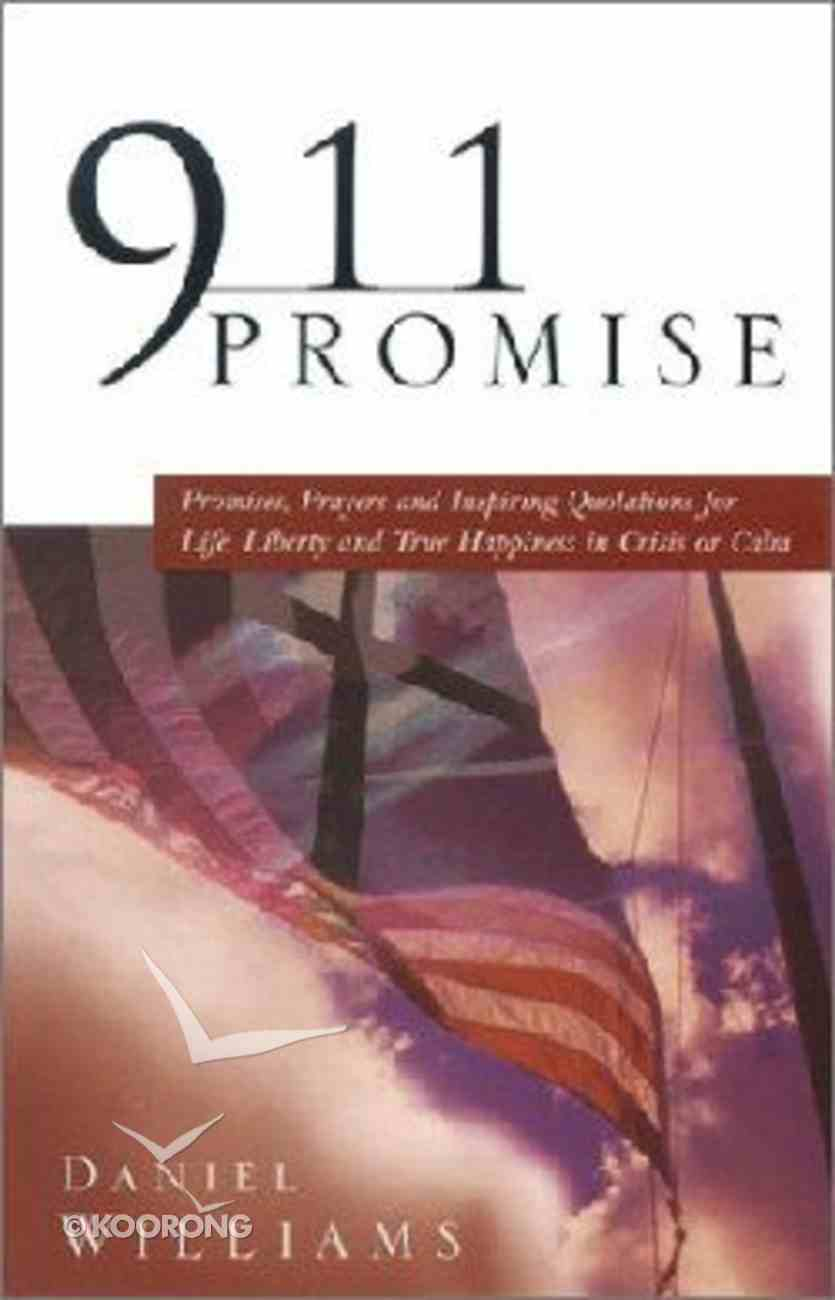 911 Promise Hardback