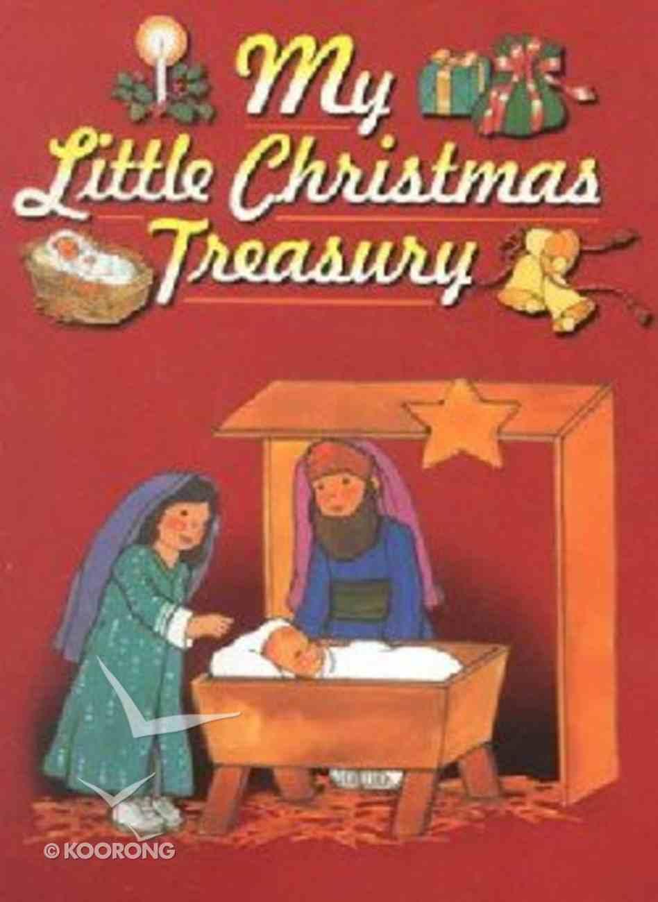 My Little Christmas Treasury (Happy Day Series) Hardback