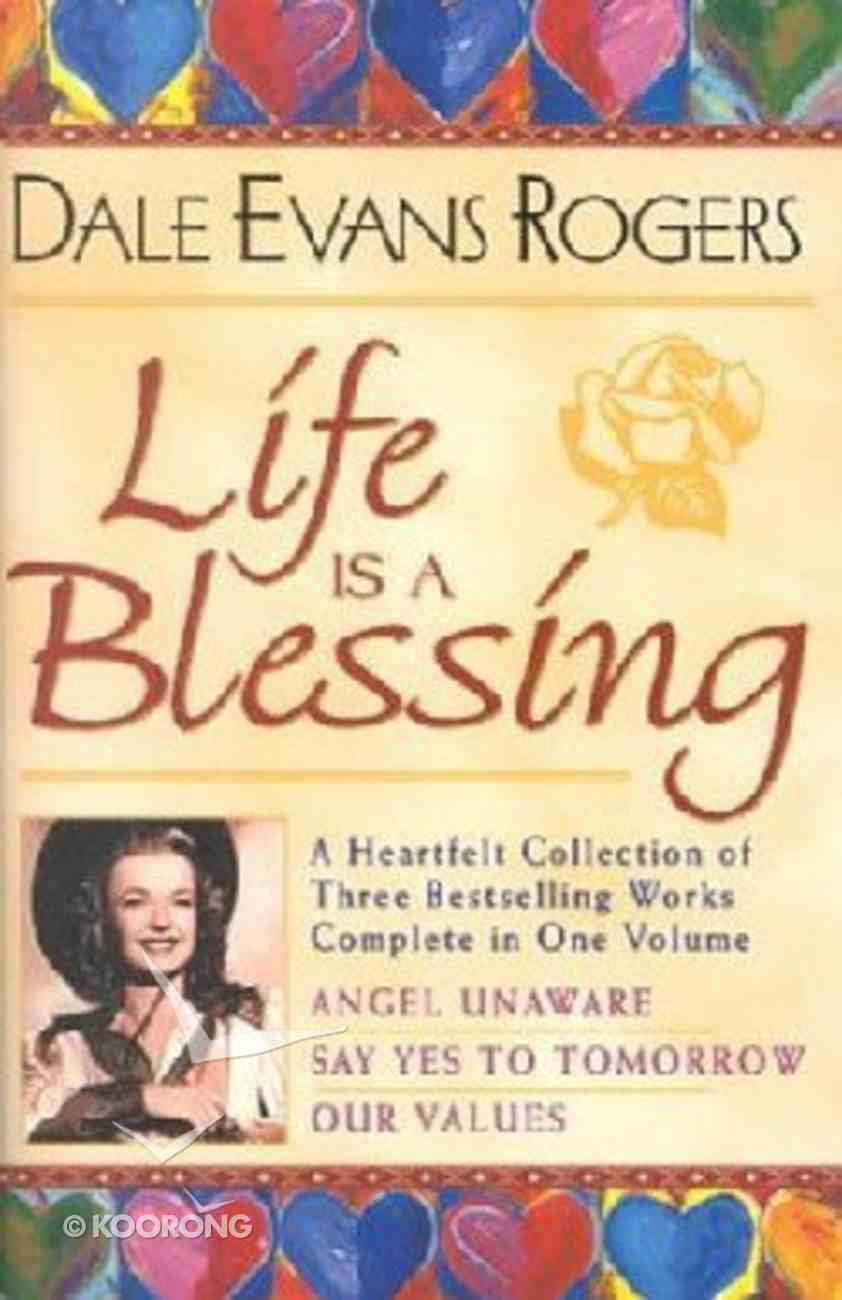 Life is a Blessing (3 Books In 1) Hardback