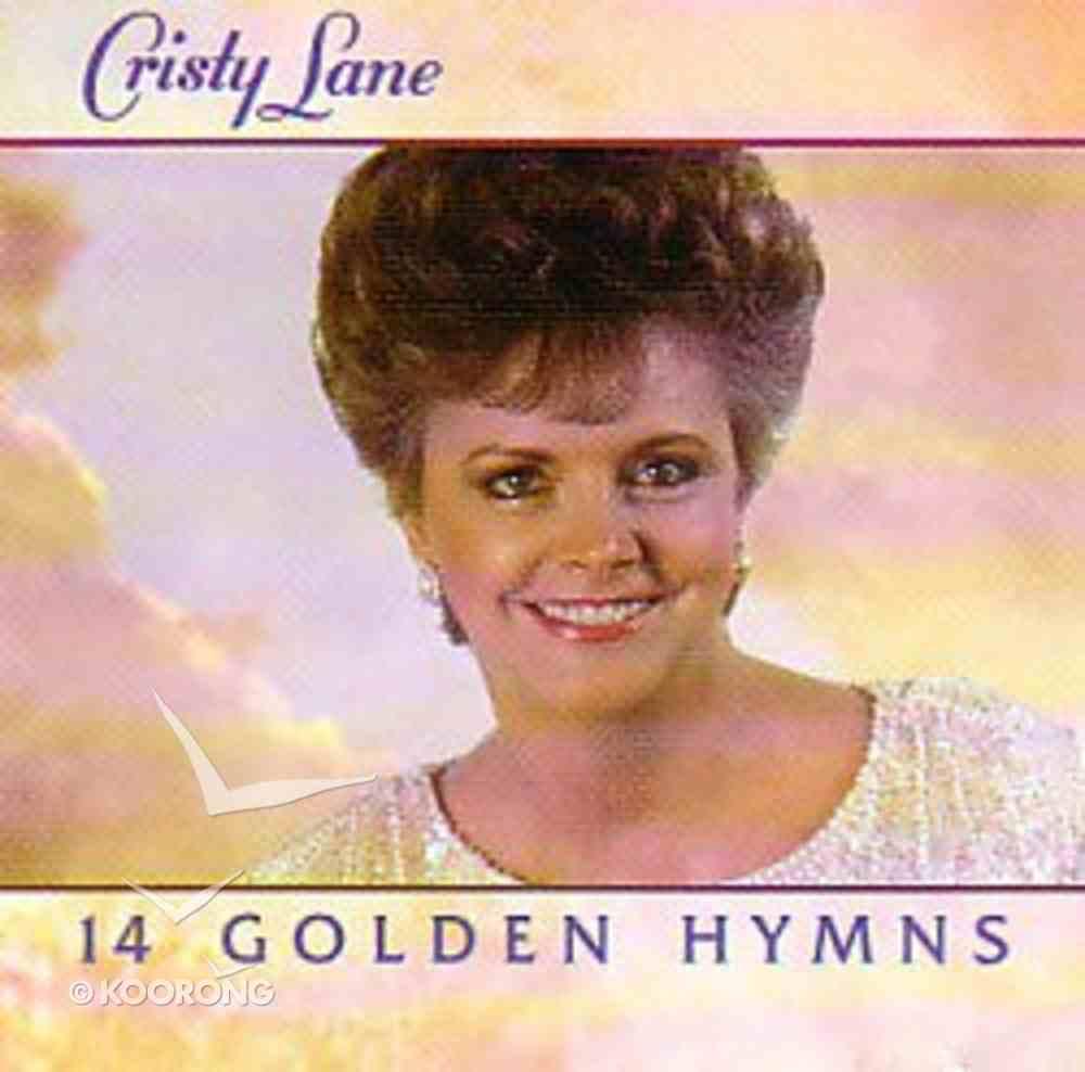 14 Golden Hymns CD