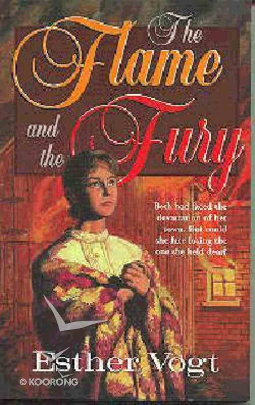 The Flame and the Fury Paperback