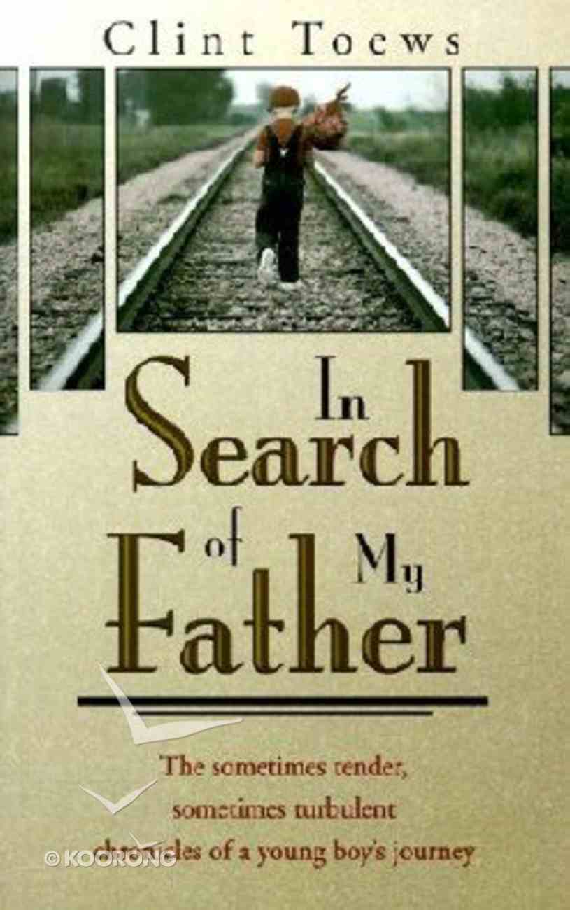 In Search of My Father Paperback