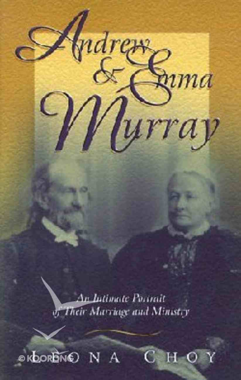 Andrew and Emma Murray Paperback