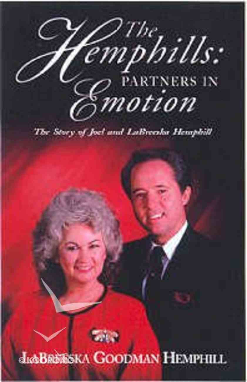 The Hemphills: Partners in Emotion Paperback