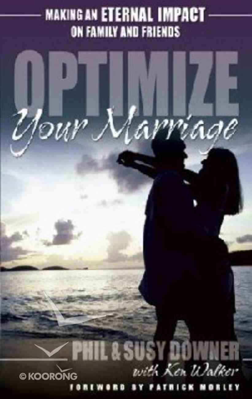 Optimize Your Marriage Paperback