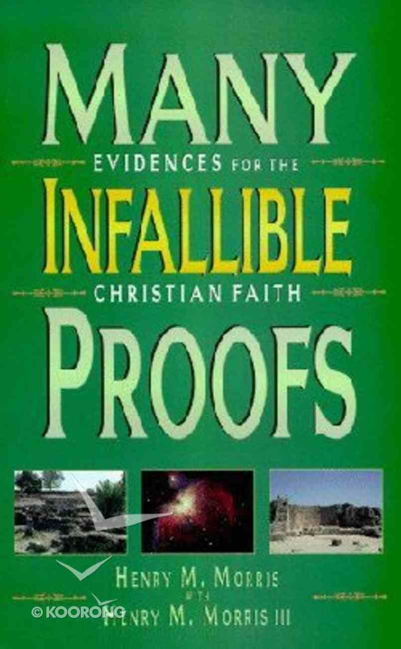 Many Infallible Proofs Paperback