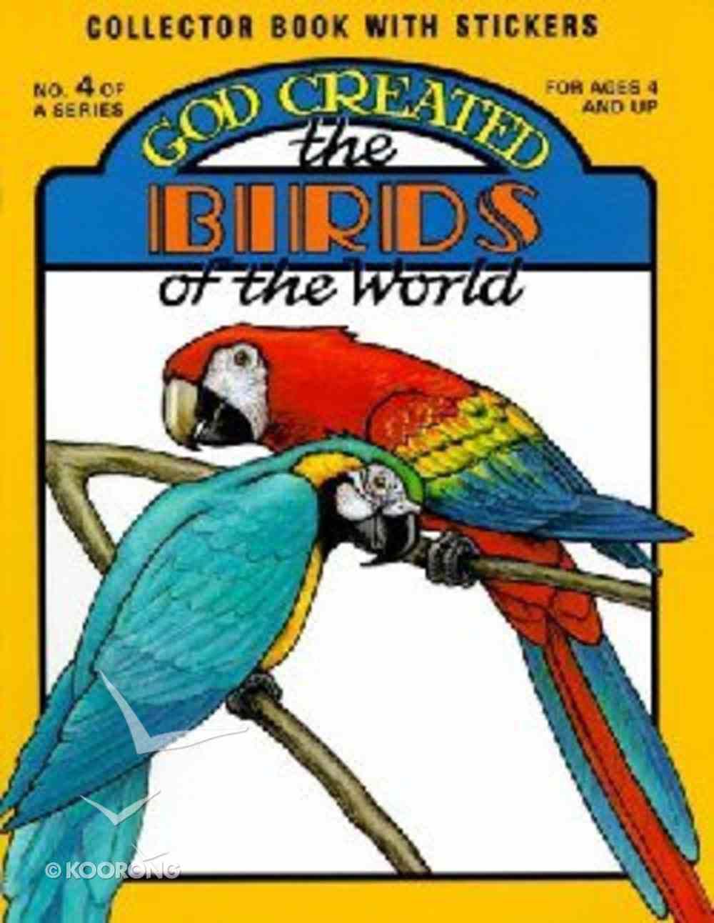 God Created the Birds Paperback