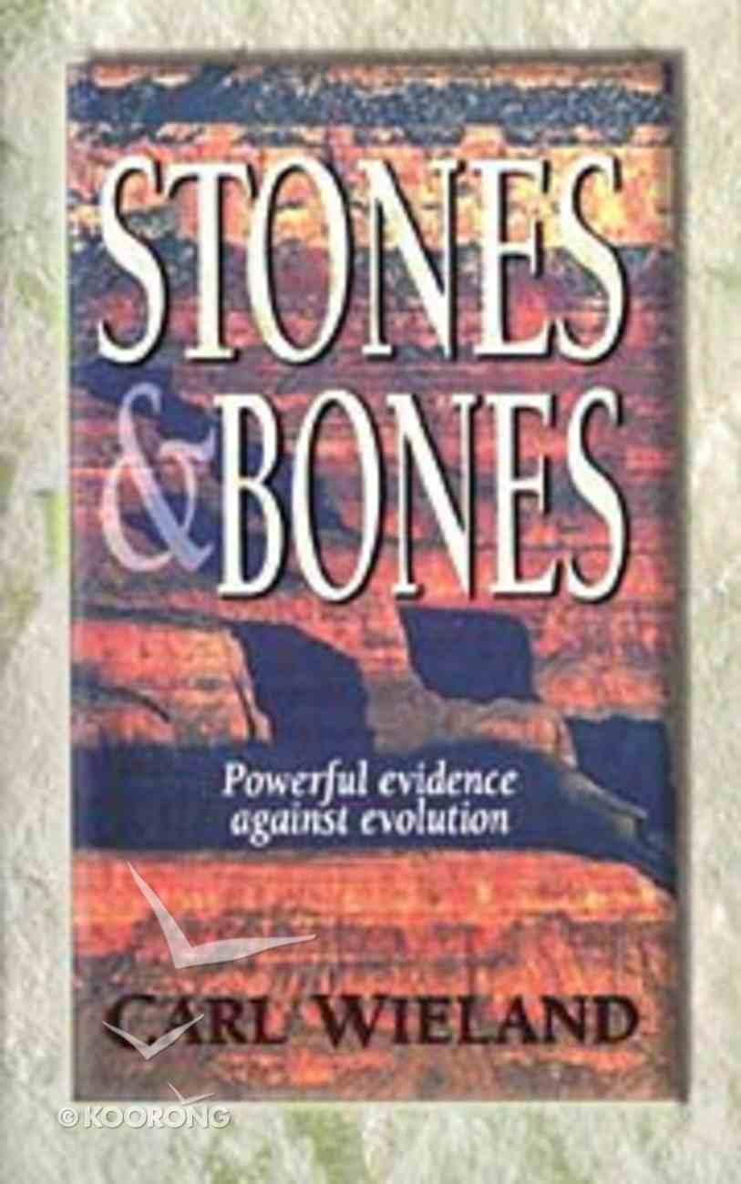Stones and Bones Booklet