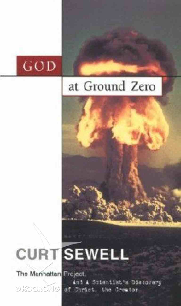 God At Ground Zero Paperback