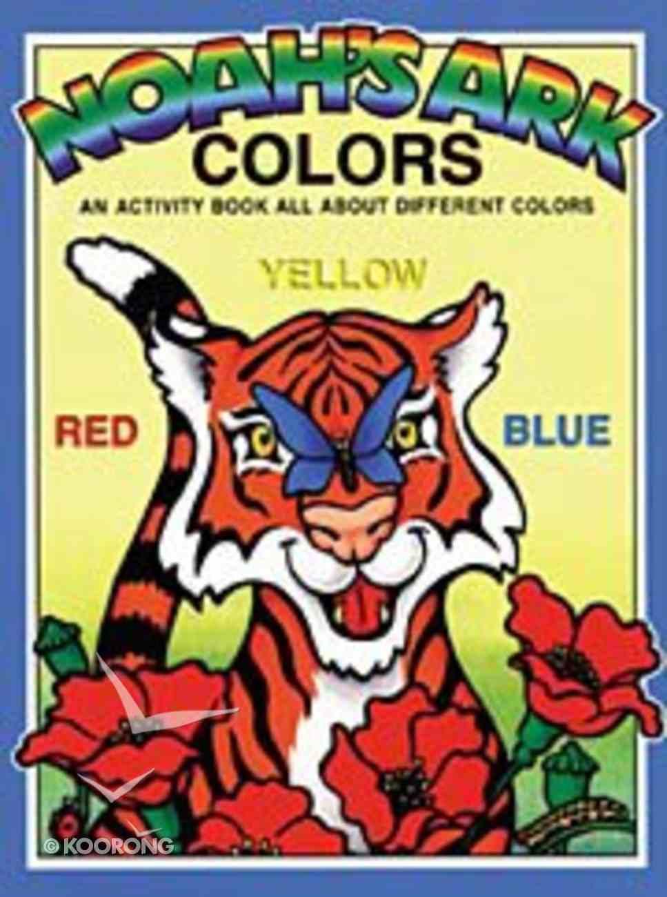 Noah's Ark Colors Paperback