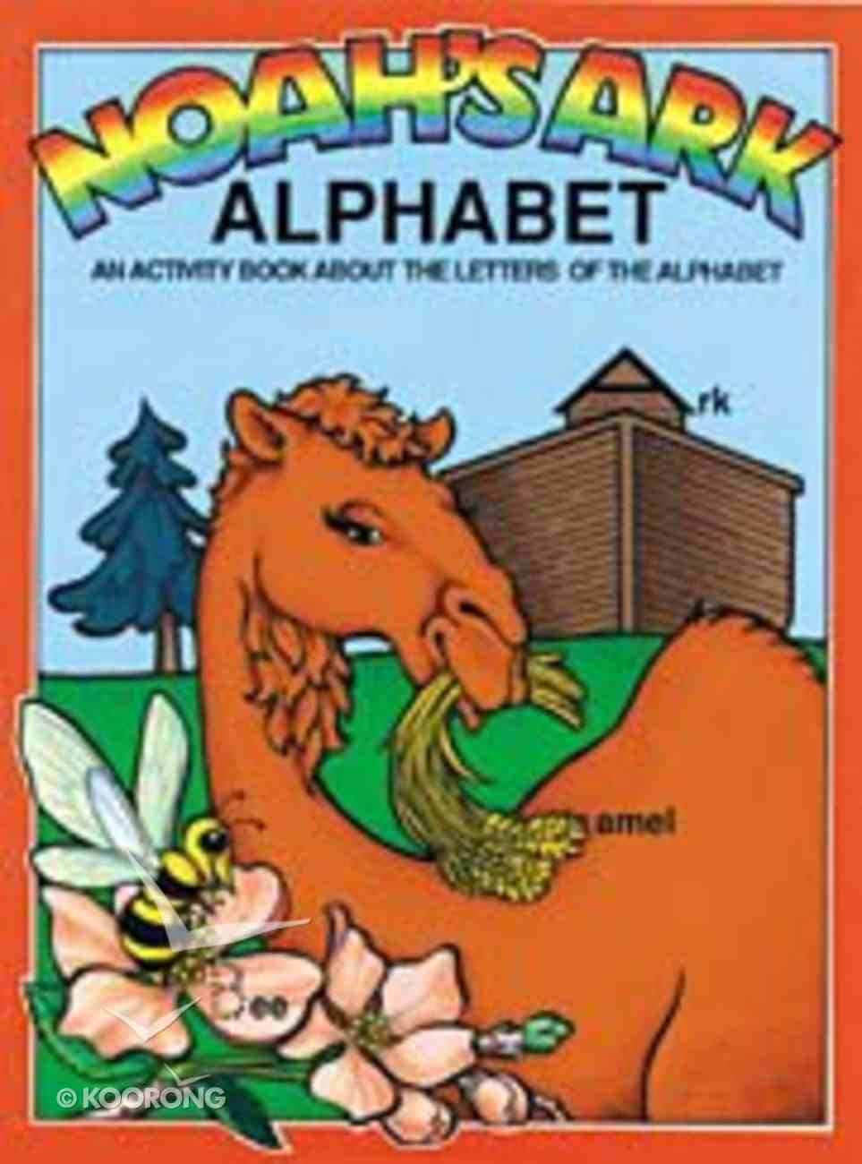 Noah's Ark Alphabet Paperback