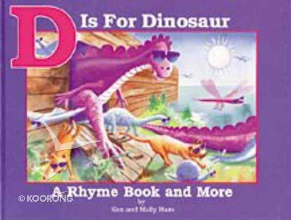 Is For Dinosaur Hardback